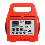 Autó akkumulátor töltő YATO | 8A - 6V / 12V