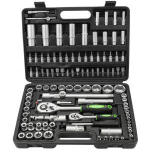 Kulcsos készlet 108 db - acélból | BENSON